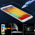 Tempered Glass Screen Protector Guard Film for Samsung Galaxy S3 S4 S5 Note 2 3