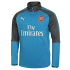 Puma Arsenal 2017/18 Mens Away Quarter Zip Training Top Football Jacket