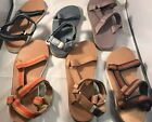Teva Original Slide Leather Womens Shoes Various Color and Sizes