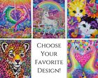 Kyпить Lisa Frank Retro 2-Pocket Glitter Folder YOU PICK ~ Multiship discount на еВаy.соm