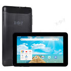 XGODY 10.1'' Tablet PC Android 6.0 Quad Core Unlocked Dual SIM 3G WIFI 16GB GPS