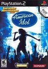 Karaoke Revolution: American Idol - PlayStation 2, Good PlayStation2, Playstatio