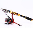 New Gold Hunting Shark Long Cast Sea Pole Super-hard and Ultra-light