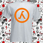 counter strike new game - New Counter Strike Half Life Logo Video Games Men's Grey T-Shirt Size S to 3XL