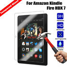 Slim Premium 2.5D Tempered Glass Screen Protector Film For Kindle paperwhite 2