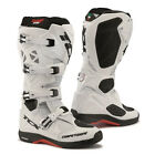 TCX Comp Evo Michelin White Black Motorcycle MX Boots RRP £379.99!!!