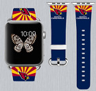 Arizona Cardinals Apple Watch Band 38 40 42 44 mm IWatch Leather Strap 192 on eBay