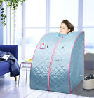 2L Portable Home Steam Sauna Spa Full Body Slimming Loss Weight Detox Therapy