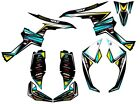 CAN-AM CAN AM RENEGADE 500 800R 800X 800 X R 1000 GRAPHICS KIT DECALS DECO ATV