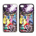 Zombie Princess Horde - Rubber and Plastic Phone Cover Case #1- Disney Halloween