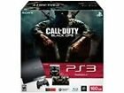PlayStation 3 PS3 Call of Duty Black Ops Bundle 160GB Black Console FREE SHIPPIN