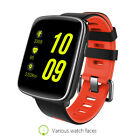 GV68 Smart Watch Sleep Heart Rate Monitor Pedometer Bluetooth For Android iPhone