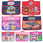 "Children's Disney / TV Character ""Back to School"" Book Bag - Choose Design"