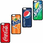SOFT DRINK COCA COLA SPRITE FANTA CASE COVER FOR APPLE IPHONE. £7.55  on eBay