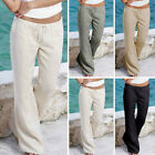 2017 Womens Ladies Trousers Pants Summer Casual Holiday Beach Pants Plus S-5XL