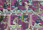 2017 TOPPS CHROME PINK  REFRACTOR  U-PICK COMPLETE YOUR SET