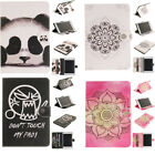 """For iPad 2 3 4 5th/Air 2/mini 2/Pro 10.5"""" Cute Magnetic Leather Stand Cover Case"""