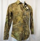NWT LIBERTY YOUTH LONG SLEEVE BUTTON UP SHIRT, ADV. TIMBER CAMO, BWS45225, HUNTShirts & Tops - 177874