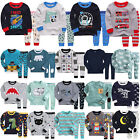 """50Style"" Vaenait Baby Top Pants Toddler Boys Pjs Long Pajama Set 12M-7T"