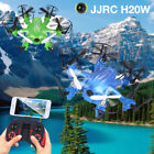 JJRC H20W 2.4G 4Ch 6Axis Gyro RC Hexacopter Quadcopter 2.0MP WIFI FPV Free Props