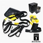 Training Yoga Gym Suspension Strap Band Body Trainer Workout Resistance Exercise