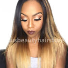 Brazilian Body Wave Human Hair Weave 3 Bundles Ombre Weft 3 Tone Hair Extensions