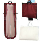 Garment Dress Cover Long Bridal Wedding Dresses Gown Zip Clothes Storage Bag UK