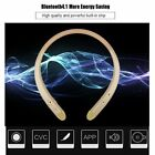 Sports Hanging Ear Headset Wireless Bluetooth Stereo Headphones For iPhone 7 LG