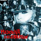 Madonna Celebration 2009 Stretch Album Cover Canvas Wall Art Poster Print
