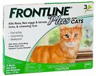 Frontline Plus Flea And Tick Control For Cats And Kittens , 8 Weeks And Older.