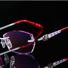 Pure Titanium Glasses Eyeglass Frame Women Spectacles Optical Rx Eyeglasses
