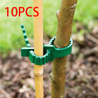 10Pcs Reusable Garden Plant Cable Tied Plastic Adjustable Tree Climbing Support