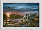 Terry Redlin PATIENTLY_WAITING HD Art printed on canvas home decoration painting