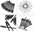 Внешний вид - 10/20/50/100/200pc Disposable Mascara Wands Eyelash Brush Applicator Extension