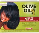 Organic Roots Stimulator Olive Oil Hair Relaxer No Lye Kit All in One