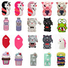 Lucky Cat Unicorn Rabbit Frog Pig Lips Silicone Case For Samsung Galaxy J3 2016
