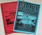 NEW Apologetics by Rev. Msgr. Paul J. Glenn ~ Lepanto Press OLVS Philosophy