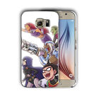 Teen Titans Samsung Galaxy S4 5 6 S7 S8 Edge Note 3 4 5 8 Plus Case Cover 06