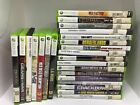 Large Selection Of Xbox 360 Games