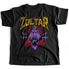 9328 Zoltar Speaks T-Shirt Big Make Your Wish Fortune Teller Comedy Sci-Fi