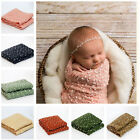 Newborn Baby Stretch Swaddle Infant Wrap Snow Photography Photo Props Baby 2017