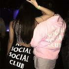 Mens Hoodies Anti Social Social Club Black ASSC streetshirt Mens Sweatshirt NEW
