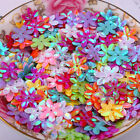 Внешний вид - Wholesale 150pcs 12mm Flower Loose Sequins Paillettes DIY Sewing Wedding Craft