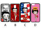 Betty Boop Phone Case Cover For iPhone and Samsung Galaxy $24.45 CAD
