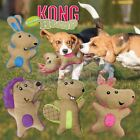 Kong Hemp Friends - Dog Puppy Soft Plush Toy - Crinkle Squeaky - Cleans Teeth