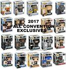 FUNKO POP NYCC Exclusive 2017 OF YOUR CHOICE! Pre-sell Disney, Doctor Who, GOT $49.99 USD