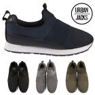Ladies Womens Gym Slip On Girl Lightweight Casual Sports Trainers UK 3 4 5 6 7 8