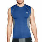 2 Champion Gear™ Men's Compression Muscle Tees T0134T