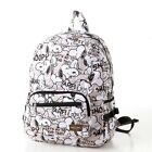PEANUTS SNOOPY Folding Travel Rucksack Backpack Daypack School Bag Japan E1049