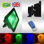 LED Flood Light Classic/PIR Motion Sensor Security Garden Outdoor Lamps IP65 UK